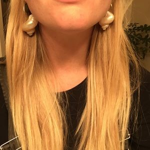 Handcrafted Shell Earrings